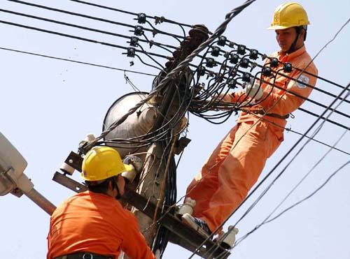 Từ 1/8, giá điện tăng 5%
