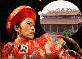 Hình ảnh mới nhất của Hoài Linh sau tin đồn nhà thờ Tổ bị dỡ bỏ